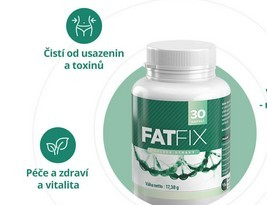 FatFix pro hubnutí – recenze a efekty a složení – recenze